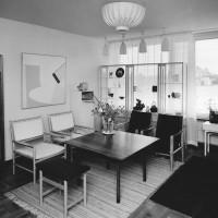 Hageby, Norrköping 1960. Foto Lennart Jansson