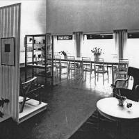 Linköpings Museum 1963. Foto Östgötabilder