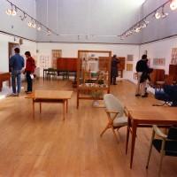 Erik Chambert Formgivare, Norrköpings Konstmuseum 1987. Foto Fredrik Chambert
