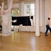 Separatutställning, Millesgården, Stockholm 1990