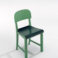 Matbordsstol 1930, i nyproduktion hos Källemo AB. Foto Källemo, Curt Ekblom