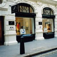 Separatutställning, Åmells Konsthandel, London 2005
