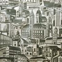 Staden, 1955-56. Tryckt hos Jobs. Foto Fredrik Chambert